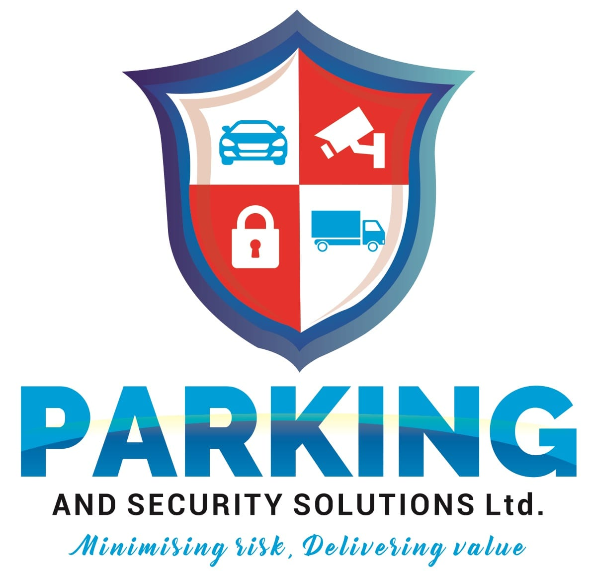 Parking and Security Logo